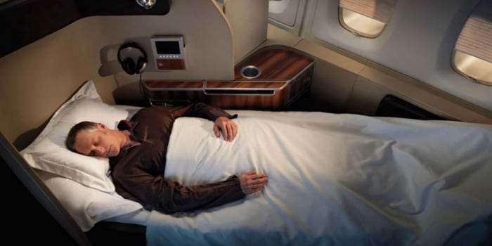 Only 95 % Of Travellers Travels In Economy Class.The Rest Go Business Class.