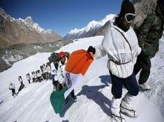 Indian Army In Saichen