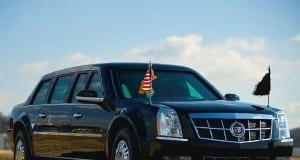 Car Of Us President and its security