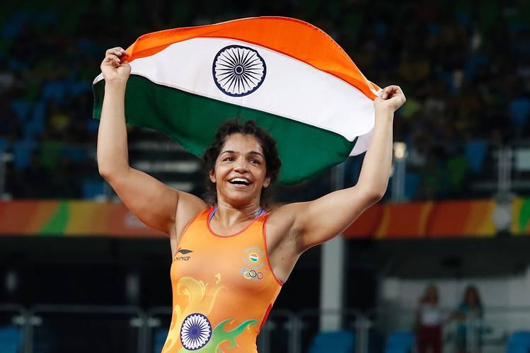 Wrestler Sakshi Malik Wins Medal For India In Rio