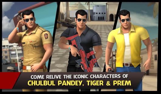 Salman, Official, Game