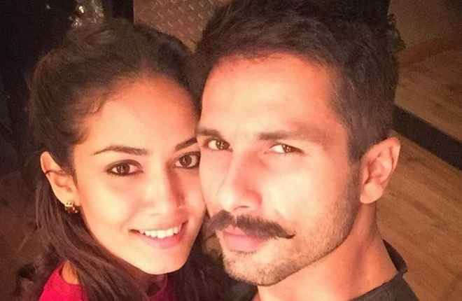 Finally Shahid And Mira Named Their Daughter: You Will Love The Name