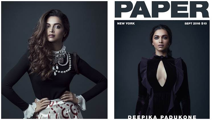 Deepika Padukone's Hot Pictures for Paper Magazine