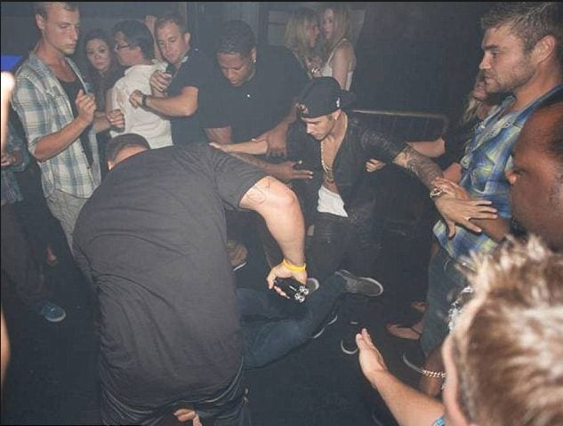 Bieber Was Attacked In Germany Fans Fear For His Life