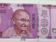 2000 rs notes india