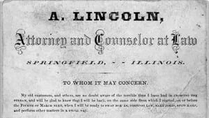 abraham-lincoln-business-card