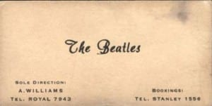the-beatles-business-cards