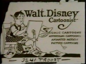 walt-disney-business-cards