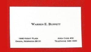 warren-buffet-business-cards