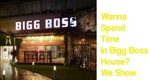 bigg boss home